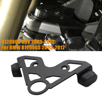Steering stop directional positioner For BMW R1200GS Oil Cooler R 1200 GS ADV Adventure 2005 2006 2007 2008 - 2010 2011 2012 image