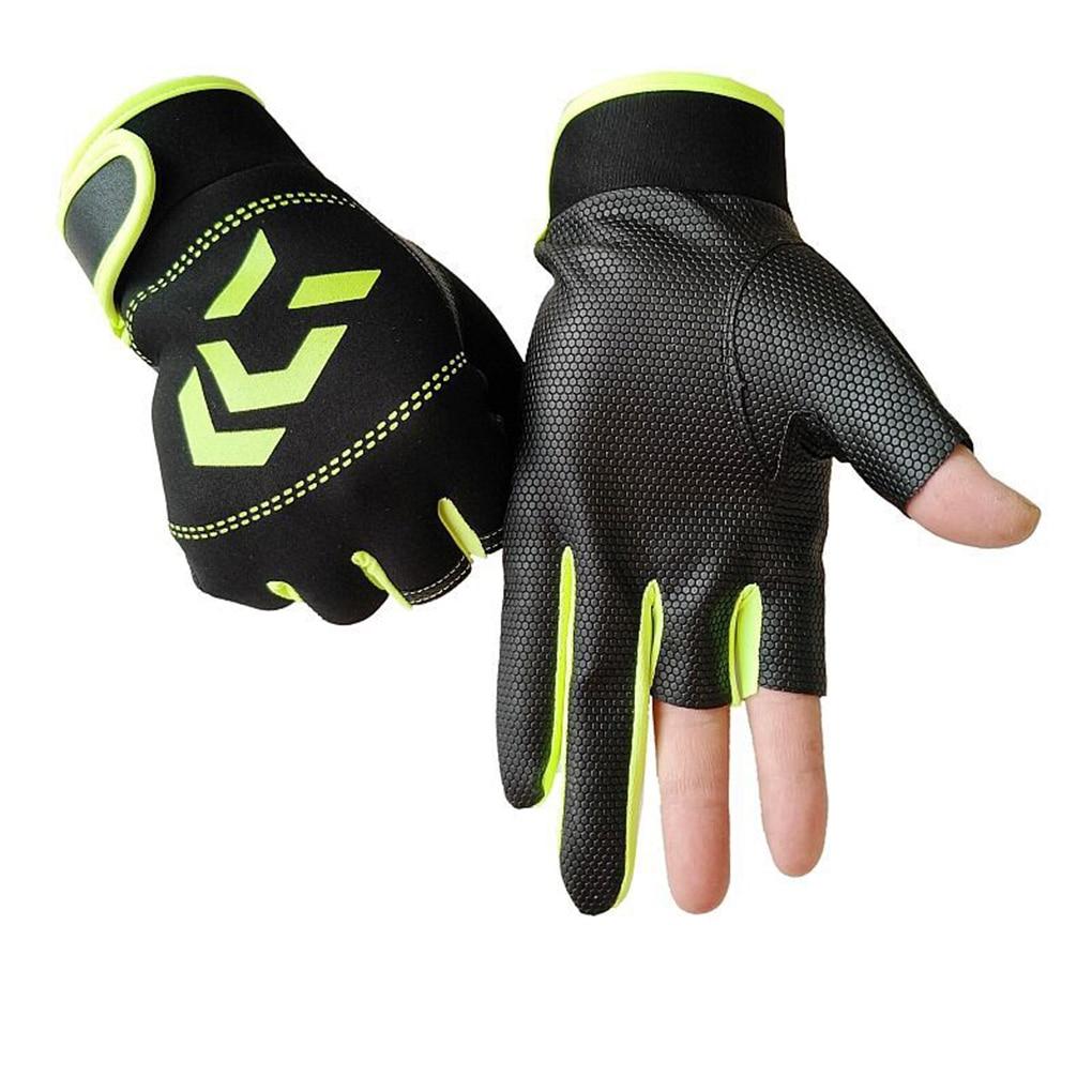 Купить 1 пара мужские перчатки для рыбалки зимние противоскользящие