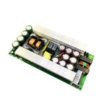 2000 w 고효율 llc 소프트 스위치 앰프 오디오 전원 공급 장치 보드 ac220v 입력 출력 전압: 80 v 독립 12 v t1005