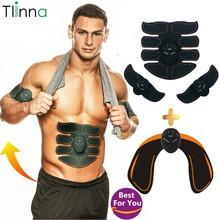Slimming-Massage Muscle-Stimulator Abdominal-Trainer EMS Fitness ABS Body Lifting-Buttock