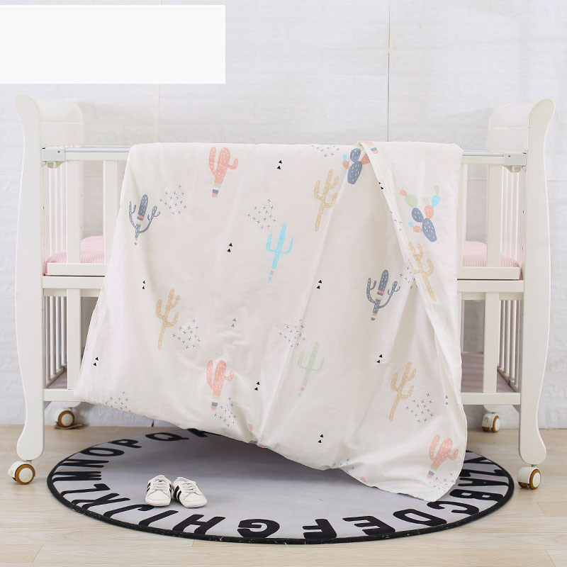Cute Cartoon Double-sided Color Duvet Cover Household Quilt Cover Dormitory Duvet Cover150x120cm Quilt Cover Can Be customized
