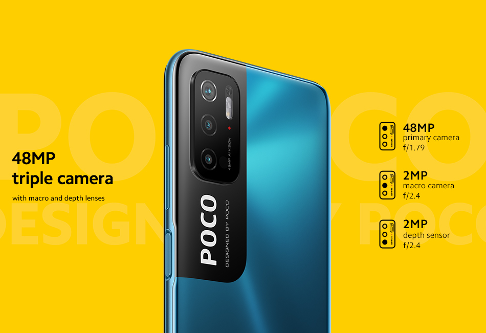 POCO M3 PRO 5G Smartphone