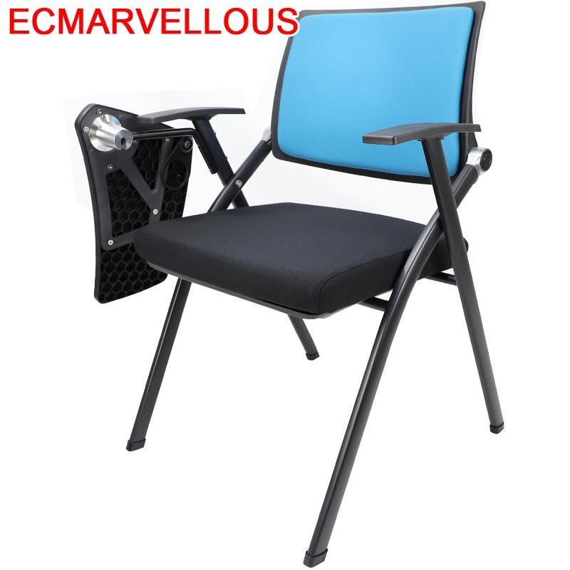 Escritorio Executiva Jefe Alta Calidad Office Foldable Bedroom Sedie Moderne Pieghevoli De Board Silla Oficina Conference Chair