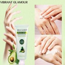 AVOCADO Moisturizing Hand Cream 100% Plants essence extract nourish Anti-crackin