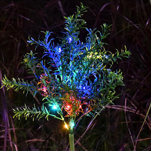 Image 4 - Solar Lamp Zonlicht Led Solar Licht Voor Tuin Decoratie Gazon Verlichting/Kerstboom Lamp/Outdoor Waterdichte Solar Tuin licht