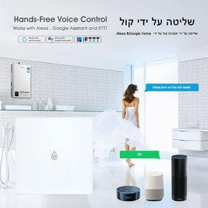 Image 2 - Умный переключатель для водонагревателя с Wi Fi и голосовым управлением
