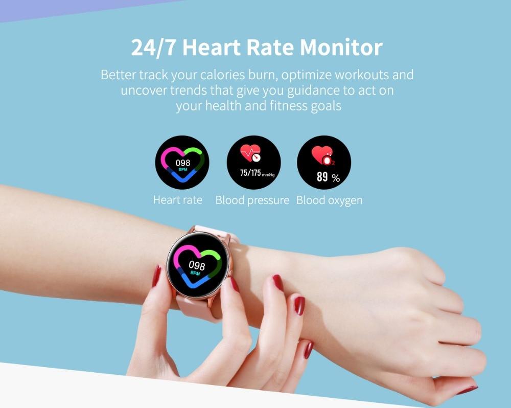 2021 nova dt88 smartwatch ip68 à prova