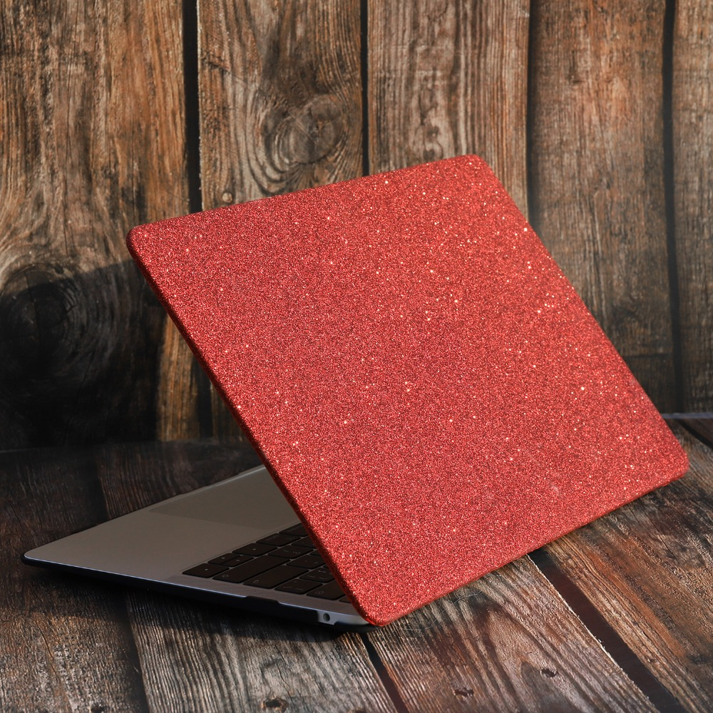 Marble Flower Bling Case for MacBook 102
