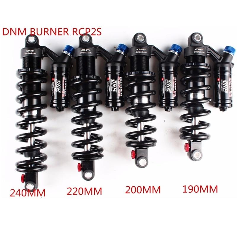 Dnm Burner Rcp2S Mountain Bike Bicycle Mtb Downhill DH Rear Shock 190mm 200m 220mm 240mm 550 Lbs New Model Type