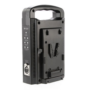 Image 3 - V montar bateria BP 2CH Dual Carregador de Bateria Rápida & Adaptador AC para 14.4 V/14.8 V V mount bateria Sony BP 95W BP 150W BP 190W