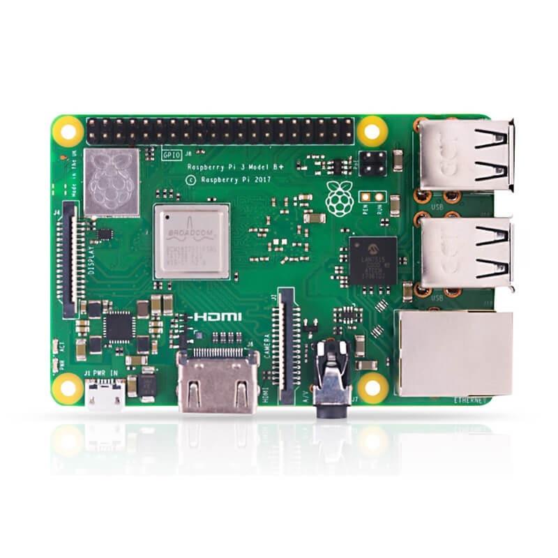 raspberry pi Original Raspberry Pi 3 Model B+ Development Board 1GB RPI 3B+ for PC Computer/ Laptop Monitor (2)