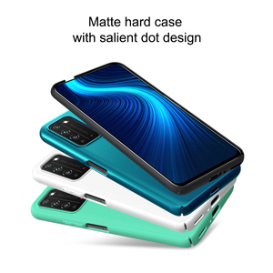 Image 2 - Honor funda para Huawei Honor X10 5G, Original, Nillkin, súper esmerilada, Honor X 10 X