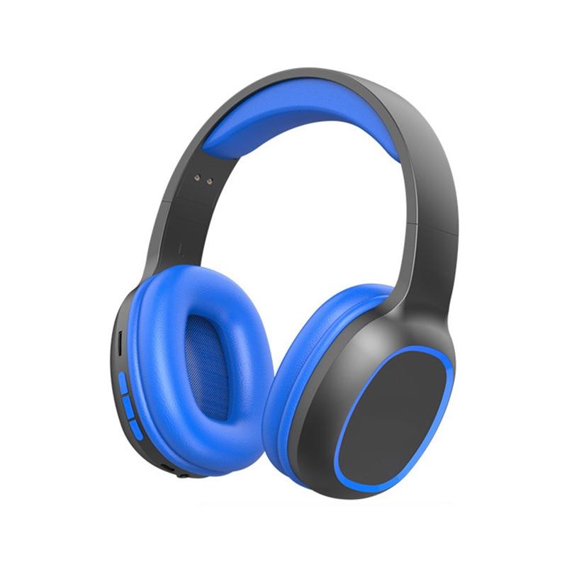 T5 беспроводные Bluetooth наушники складные с головкой 9D стерео HiFi наушники для спорта|Наушники и гарнитуры|   | АлиЭкспресс
