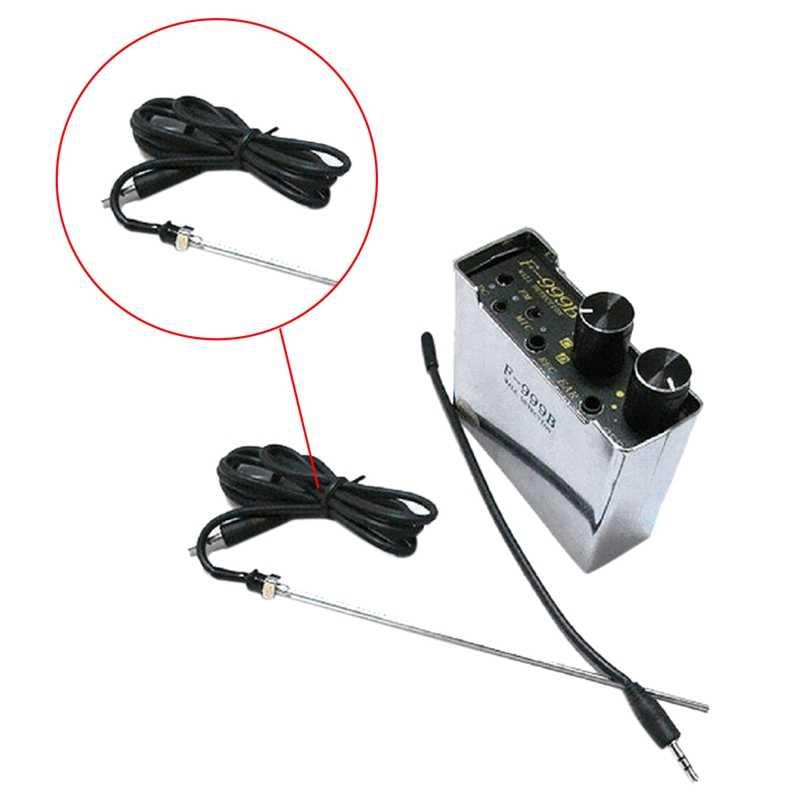 Monland DIY HY929 Micr/óFono de Pared de Alta Resistencia de Voz Escucha Detecotor para Ingeniero Fuga de Agua Audici/óN de Fugas de Aceite