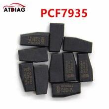 PCF 7935 PCF7935 PCF7935AA 10 pçs/lote keydiy Frete grátis por atacado carro chip ic.