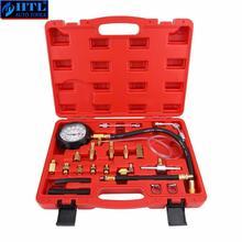 Manomètre de pression de carburant, outils de diagnostic automatique pour testeur de pompe à Injection de carburant