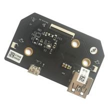 Мини профессиональный ремонт запчасти дистанционное управление изображение передачи платы беспилотник замена легкий для DJI Phantom 3