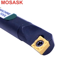 MOSASK SCLCL Boring Cutter S32T SCLCL09 CNC Lathe Toolholders Metal Bar Internal Turning Inserts Cutting Tool