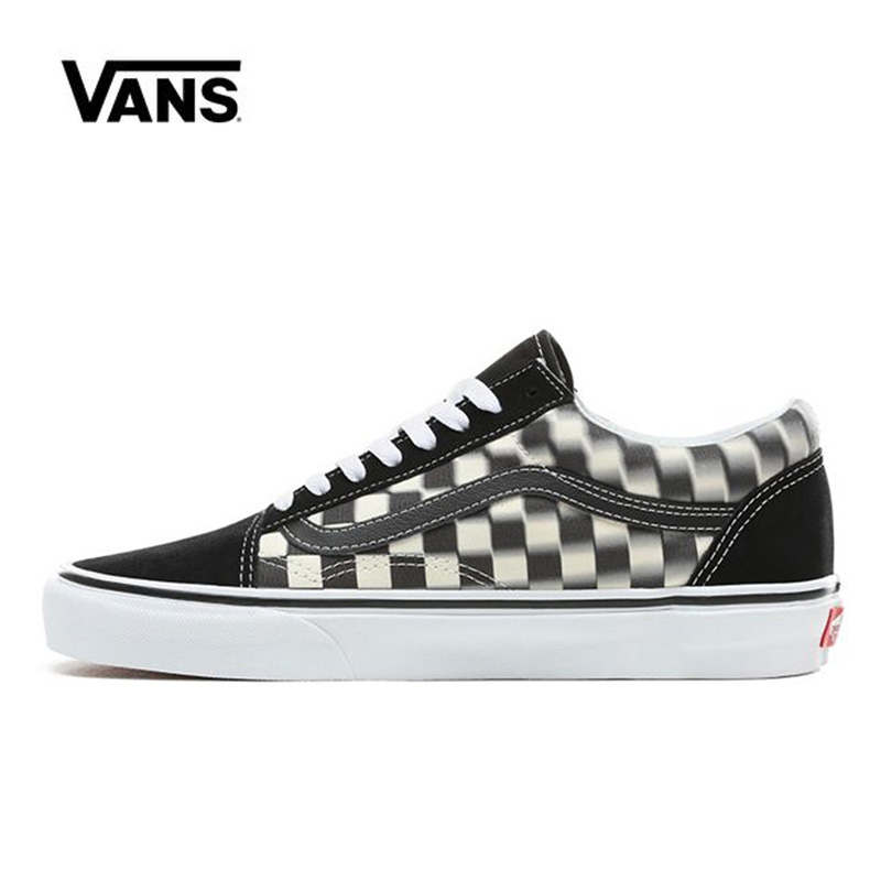 Vans Old Skool Women Shoes Original Sneakers Unisex Vans Men's Shoes Skateboarding VN0A38G1VJM