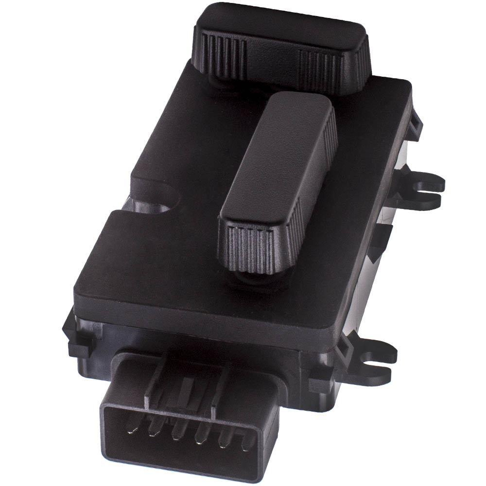 Power For Seat Switch With 8 Ways Recliner Driver Side Driver Side 12450166 For Chevy Tahoe Suburban Silverado