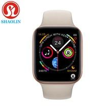 все цены на Men Smartwatch for apple watch iphone 6 7 8 X Samsung Android Smart Watch phone Support Whatsapp Push Message Heart Rate Tracker онлайн