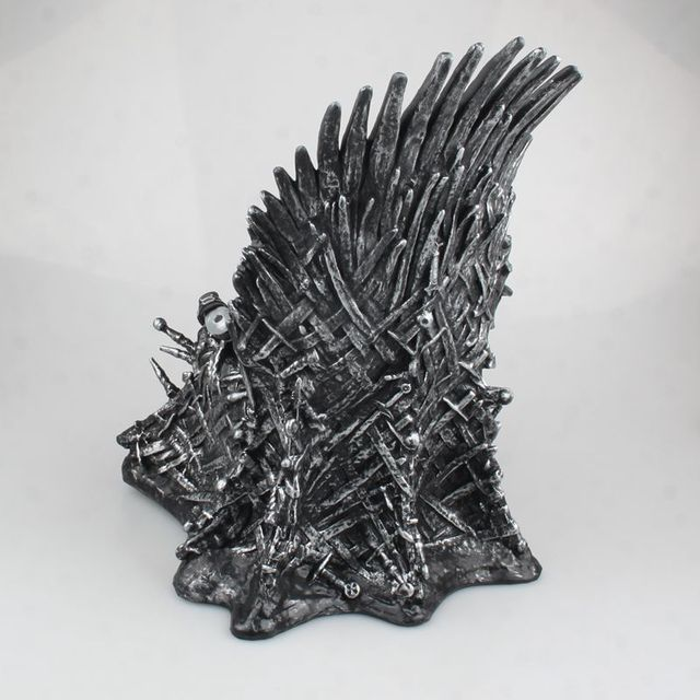 King Seat Chair Toys of Game Thrones 5