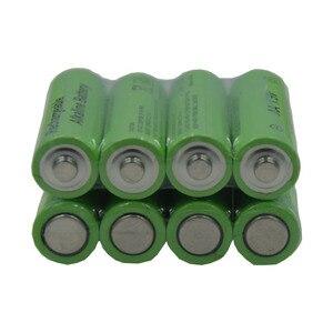 Image 4 - Alta Efficienza e Bassa Auto Scarica di Energia 1.5V LR6 AA Ricaricabile Batteria Alcalina per il Giocattolo Della Macchina Fotografica Shavermice