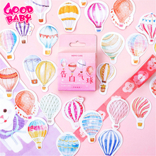 46pcs/lot Cute Diary Paper Mini Small Kawaii Decor Planner Stickers Scrapbooking Flakes Stationery Creative Hand Account Sticker
