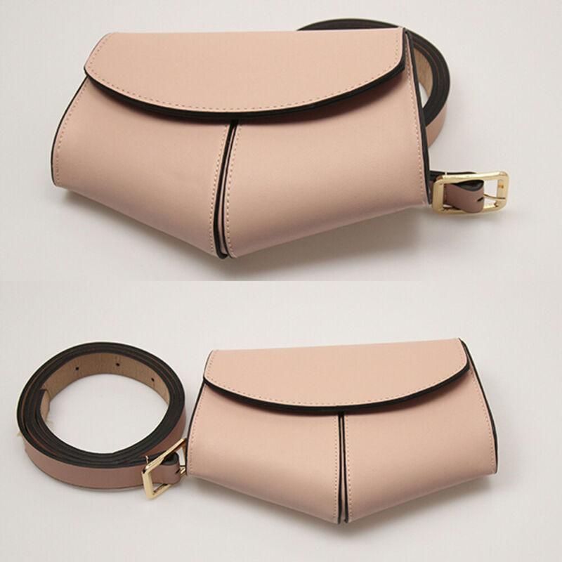 Women Girl Waist Bags Fanny Pack Belt Chest Bag Pouch Ladies Travel Hip Bum Bag Money Purse /BY