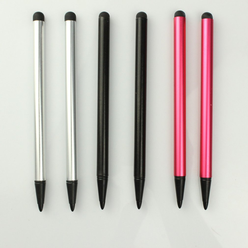 Touch Screen Pen Stylus Universal Touch Screen Pen Capacitive Stylus Pen For Car GPS Navigator Point Round Thin Tip