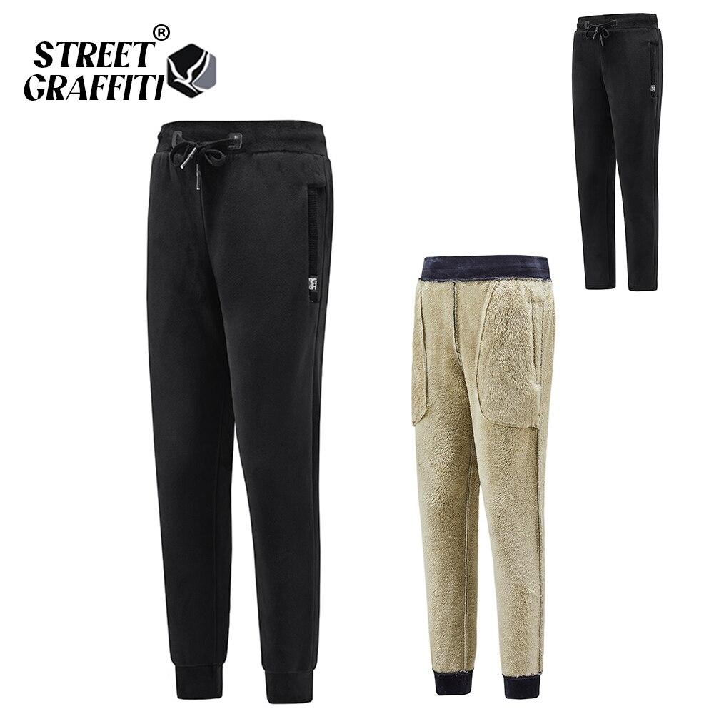 Осень 2021, мужские брюки, повседневные уличные теплые джоггеры, утепленные мужские спортивные брюки, брюки, Лидер продаж, брюки 8XL для мужчин