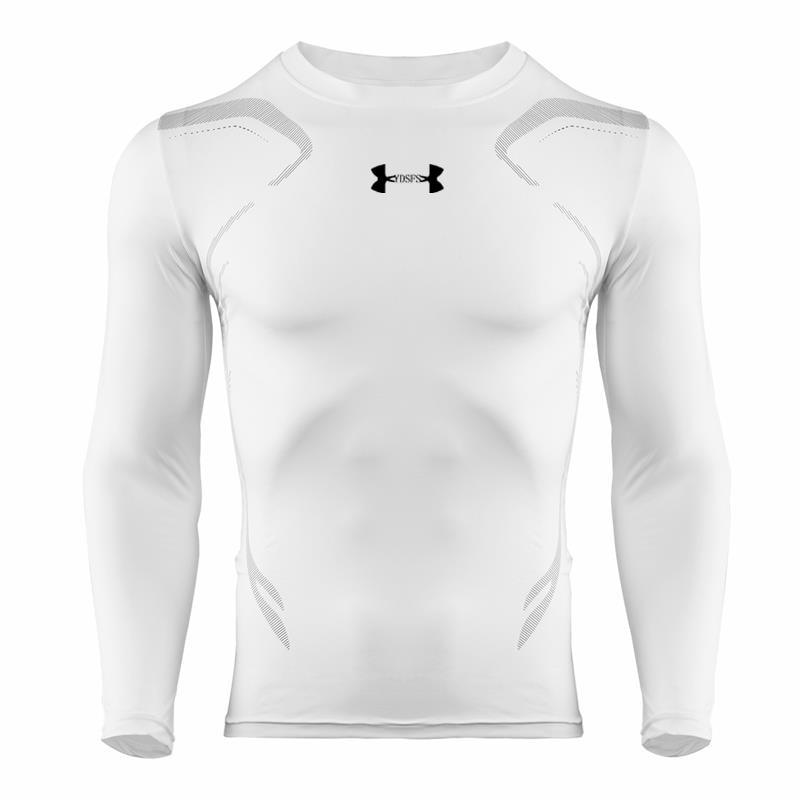 Gym T Shirt Sport Shirt New Men Fitness Running T Shirts Long Sleeve Sport Top Elastic Sportswear Bodybuilding Training T-shirt