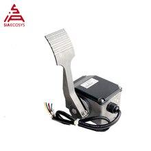 Elettrico acceleratore acceleratore Pedale del piede per il triciclo elettrico auto 4 ruote auto