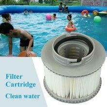 MSPA FD2089 Круглый Инструмент надувной бассейн Универсальный фильтр горячая ванна часть замена картридж фильтра спа