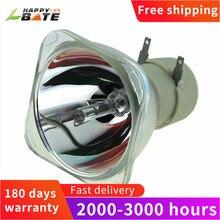 HAPPYBATE 호환 프로젝터 전구 베어 램프 330 6581 /725 10229/725 10203 프로젝터 용 1510X 1610HD 램프