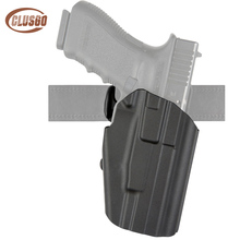 Tactical Hunting Right Hand Airsoft 579 Gls Pro-Fit Holster Paddle Duty WALTHER PPQ M2 9/40 Gun Bag Case For Glock 17 Colt 1911