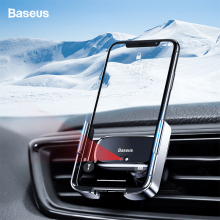 Baseus Gravity Car Phone Holder Air Vent Mount Holder Intell