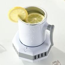 Refrigeration Water-Cooler Us-Plug Quick-Cooling-Cup Beverage Beer Drink Summer for Office