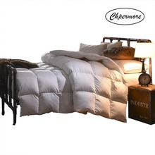 Chpermore 95 % White Goose/Duck Down Comforters Summer air conditioning Quilt winter Keep warm Duvets 100% Cotton Cover