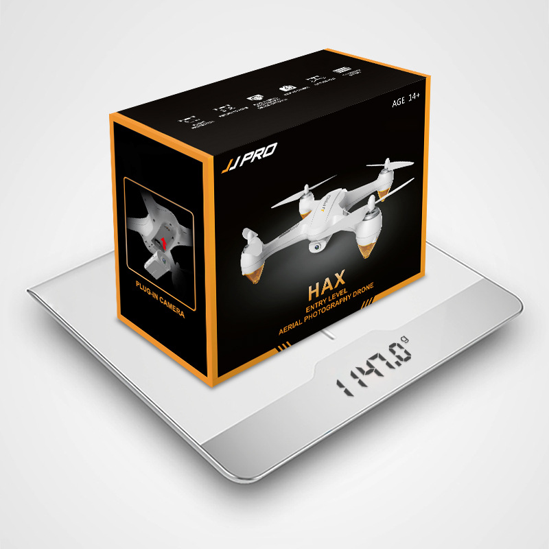 Jjrc X3 High-definition Aerial Photography 1080P Unmanned Aerial Vehicle Brushless Motor Smart GPS Positioning Return Quadcopter