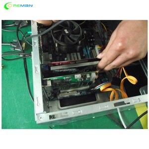 Image 3 - Лучшая продажа LINSN отправка карты TS802D для полноцветного видео, светодиодный дисплей, детали контроллера системы