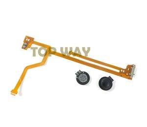 Image 4 - 1 sztuk głośnik flex cable z głośnikiem do naprawy 3DS Replaceme moduł wymiana naprawa dla 3DS konsoli Nintendo oryginalny