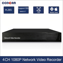1080P NVR For CCTV Network Video Recorder Support Onvif Protocal