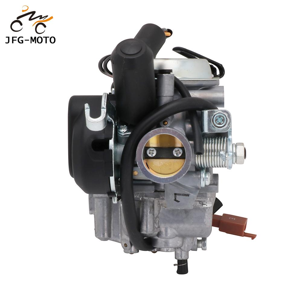Motorcycle Carburetor Carburador Carb For MIKUNI 26mm PD26 BS26 For SUZUKI GS125 GN125 EN125 AN125 AN150 Burgman 125 150 image
