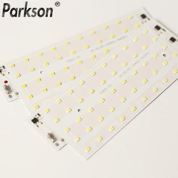50W LED Chip AC 220V LED Flutlicht SMD 2835 LED Lampe perlen Scheinwerfer Für Flutlicht Straße Lampe außen Beleuchtung Chip diode