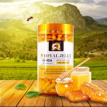 NewZealand Gold Kiwi Royal Jelly 1000mg 365Capsules Honey Queen Bee Propolis Men Women Health Wellness Supplement Immunity Vigor