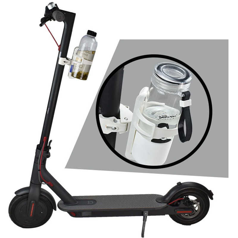 Bicycle Beverage Water Bottle Cup Holder Stand For Xiaomi Mijia M365 Scooters