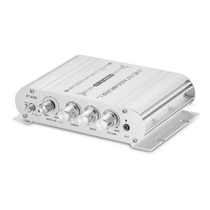 Image 2 - مضخم صوت Douk Audio Mini بـ 2.1 قناة, مضخم صوت ستيريو ، مضخم صوت للمنزل/السيارة/مكبر الصوت البحري لمكبرات الصوت