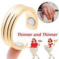 2021 Новый Resizeable магнитное кольцо для Для мужчин Для женщин Для мужчин подарок анти кольца против храпа Мощность терапевтические магнитики В...