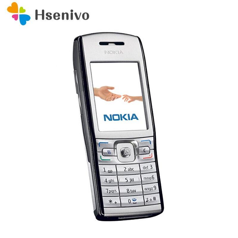 Galleria fotografica 100% Originale per <font><b>Nokia</b></font> E50 Del Telefono 2.2 Pollici Ha Sbloccato Il Telefono 1.3MP MP3 Bluetooth Symbian Os 9.1 di Trasporto Libero